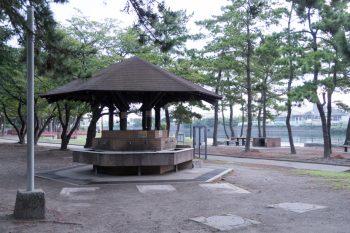 野島キャンプ場自炊場