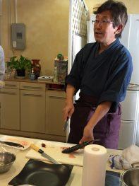 にぎり寿司講座