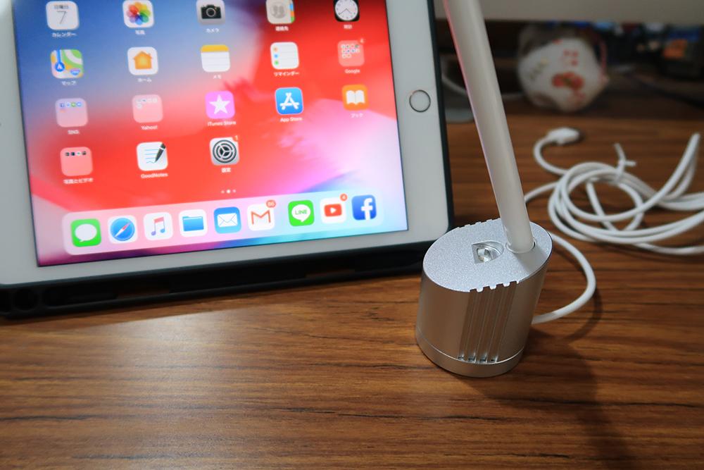 Apple Pencil充電スタンド