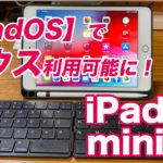 iPadmini5 マウス対応